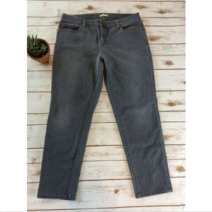 Eileen Fisher Size 12 Jeans Organic Cotton